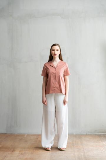 Coral Navin Shirt