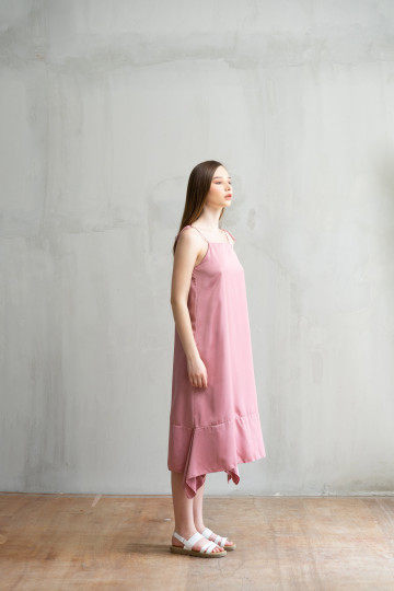 Pink Maple Dress