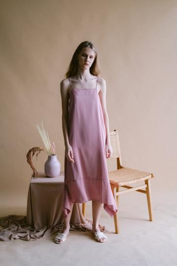 Pink Maple Dress