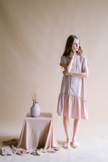 Dusty Isla Dress