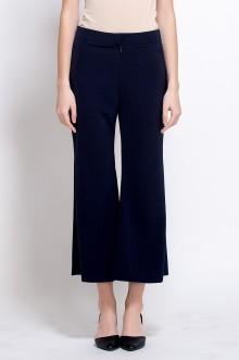 Bella Cropped Pants - Navy