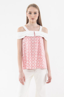 Arka Top - Pink