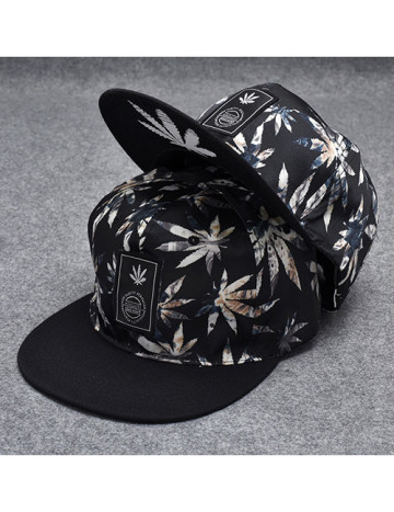 Maple Leaves Hat