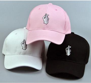 Love finger hats