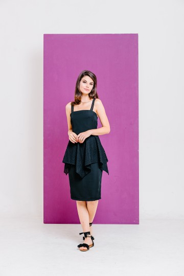 Zenea Dress Black image