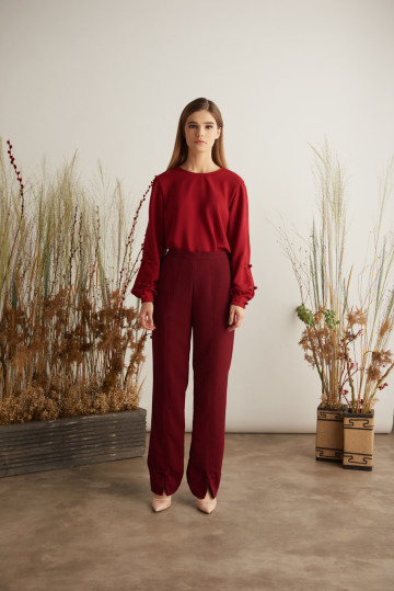Crimson Pants image