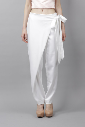 Zurel Pants (White) image