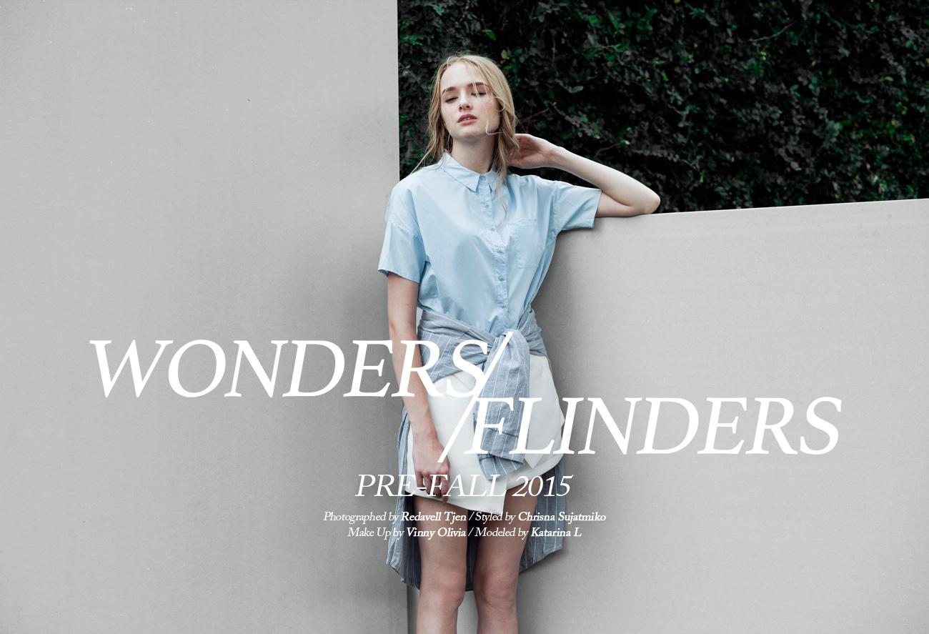 Wonder Flinders - Pre Fall 2015