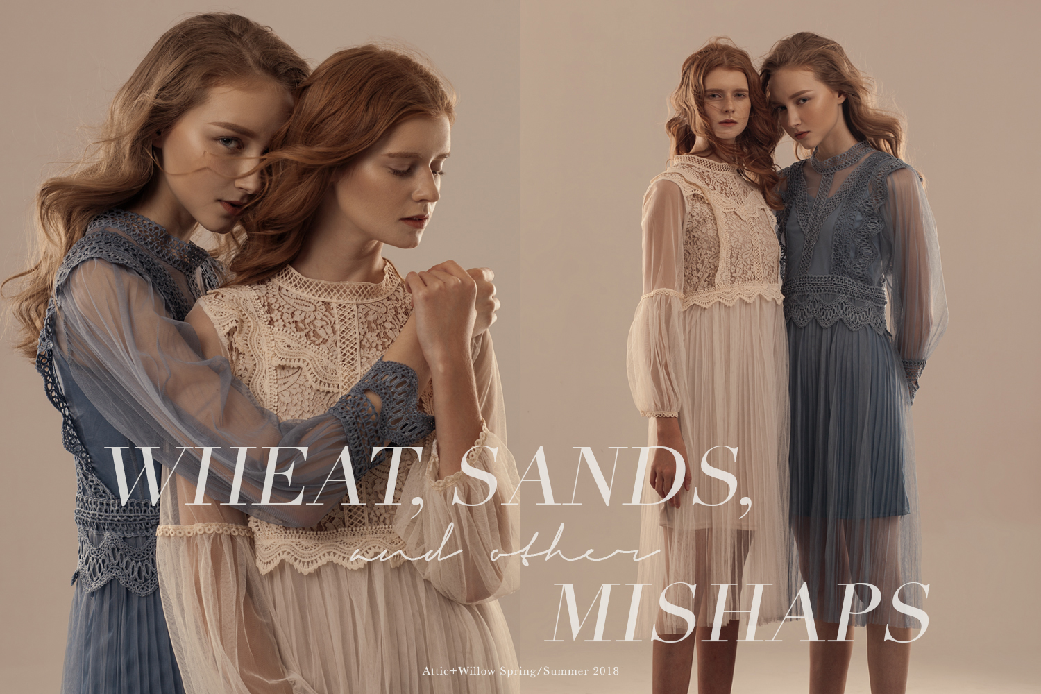 Wheat, Sands, and Other Mishaps - Summer 2018