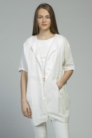 Inaya Outer - White