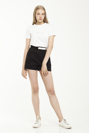 Devona Strap Short - Black