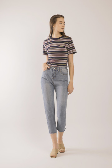 Berta Denim Pants