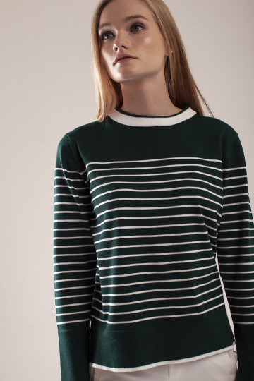 Lucia Sweater - Green