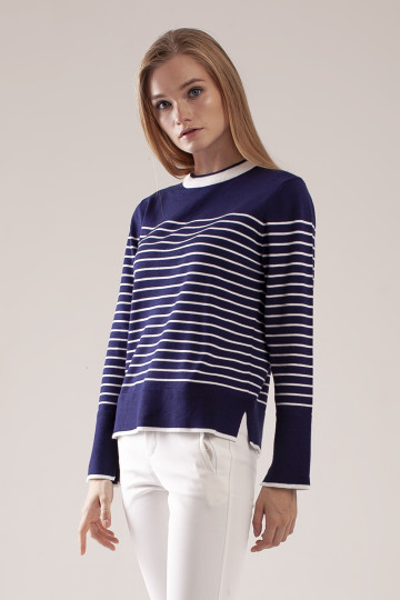 Lucia Sweater - Navy