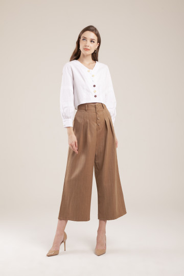 Prance Culotte Brown