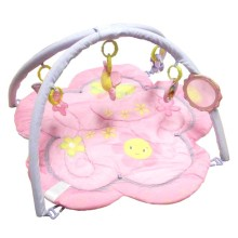 Pliko Playmat 6336 Flower Pink