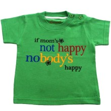 Calmet Pendek -Size M -If Mom's Not Happy