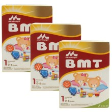 Morinaga BMT Reguler plain Susu Bayi - @3Dus 800gr (R)