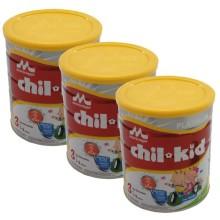Morinaga Chil Kid Platinum  Susu Pertumbuhan -Vanila- 800gr @3Klg (R)