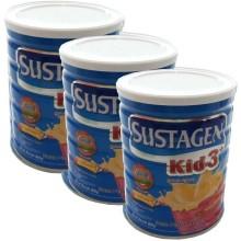 Sustagen Kid 3+ @3Klg Susu Pertumbuhan -Madu– 800gr (R)