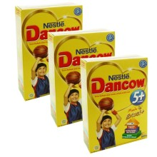 Dancow 5+  Susu Pertumbuhan - Madu - 800gr @3Dus (R)