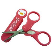 Puku Baby Safety Scissor Pink (R)