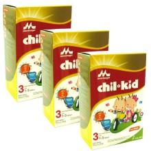 Morinaga Chil Kid Reguler 3- Susu Pertumbuhan - Madu - 800gr  @3Dus (R)