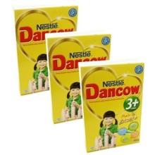 Dancow 3+  Susu Pertumbuhan - Madu - 800gr @3 dus (R)