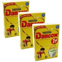 Dancow 1+ @3Dus Susu Pertumbuhan - Madu - 800gr Box (R)