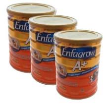 Enfagrow A+ 3 @3Klg Susu Pertumbuhan - Madu - 800 gr (R)
