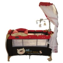 Baby Box Pliko Masterpiece 1289 XLR Red+Black