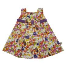 BABYLON Dress Komb.Leher Kotak - Colourfull Lot 15