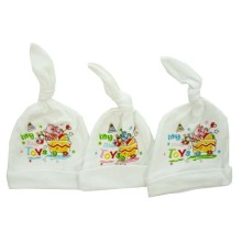 FULLY - TOPI KUNCIR - MY LITTLE TOYS - Size Newborn 3 set