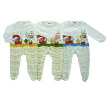 COSTLY - Hansop Pjg Kaki Let's Learn To Count - size Newborn-3 pc