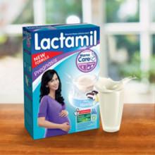 Lactamil Pregnasis Vanilla Box 200gr @3pcs