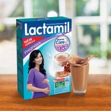 Lactamil Pregnasis Coklat Box 400gr @3pcs