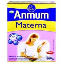 Anmum Materna Coklat 400gr Box @3pcs
