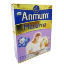 Anmum Materna Vanila Mango 400gr  @3pcs