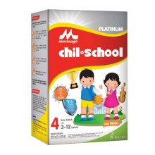 Morinaga Chil School 4 Platinum Madu 800g@3pcs (R)