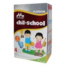 Morinaga Chil School 4 Platinum Coklat 800gr@3 pcs (R)