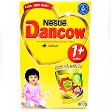 Dancow 1+ @3Dus Susu Pertumbuhan - Coklat - 800gr Box (R)