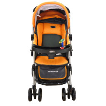 PLIKO Stroller 368 Bebesitos - Orange