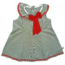 Babylon Dress - My Ribbon - Grey Polos