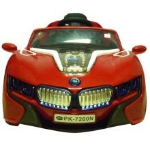 Pliko Mainan PK 7200/1828 Mainan Mobil BMW I8 - Red