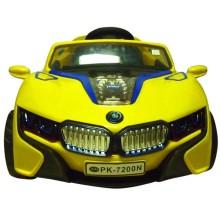 Pliko Mainan PK 7200/1828 Mainan Mobil BMW I8 - Yellow