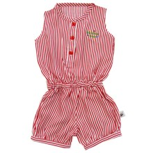 Babylon Celana Terusan / Jumpsuit Caramel Red