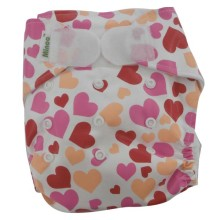 Minoo Cloth Diapers - Love