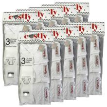 Costly Grosir Celana Dalam Putih [Paket 10pack @3pcs]