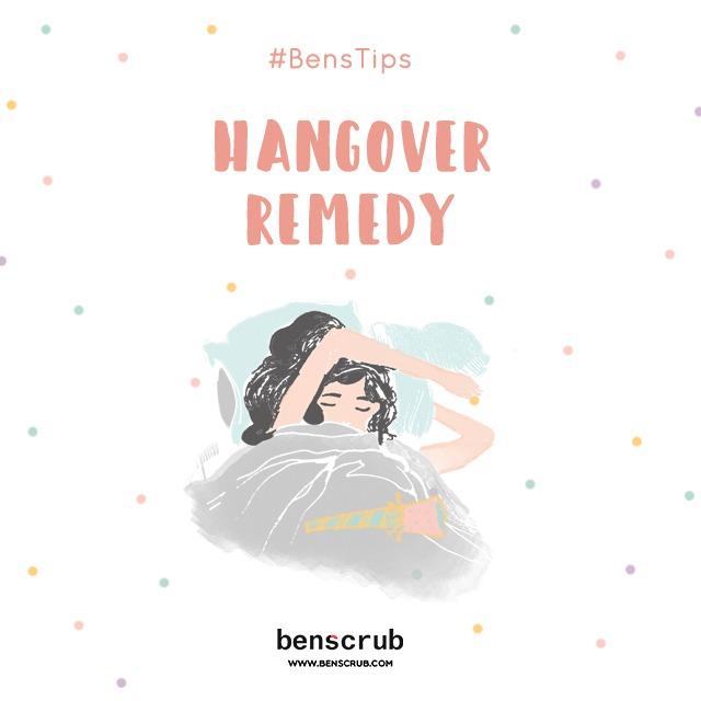 BensTips Hangover Remedy