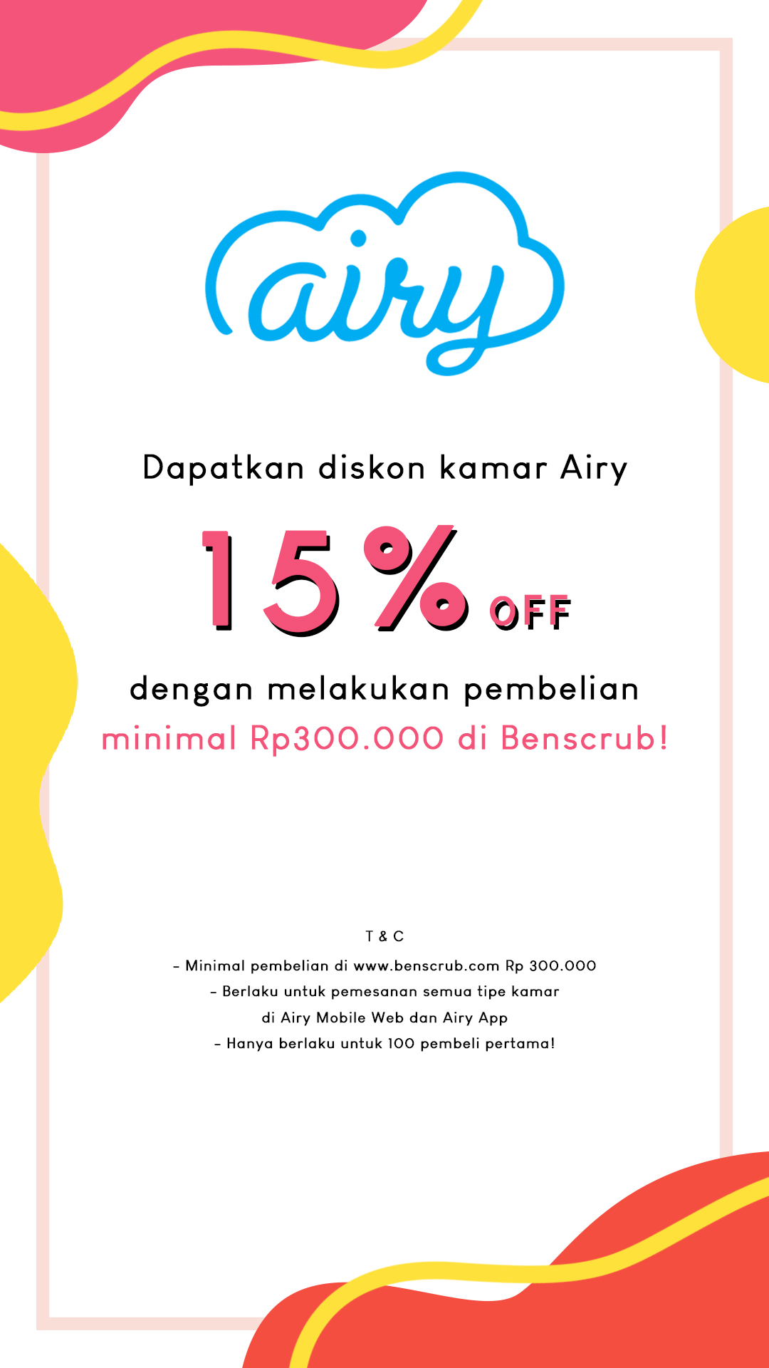 Airy Promotion